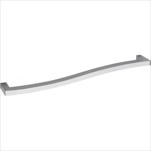 Hudson Reed - Wave Handle 235 x 32mm