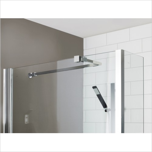 Nuie - Wetroom Screen Support Arm 1000mm