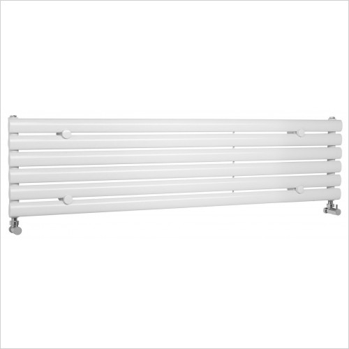 Nuie - Revive Single Panel Radiator 1500x354mm