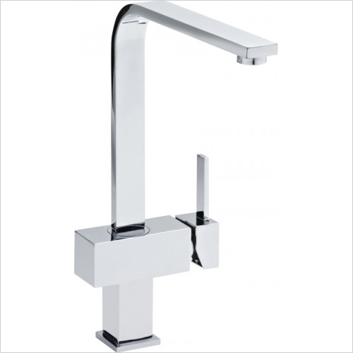 Nuie - Square Side Action Kitchen Tap
