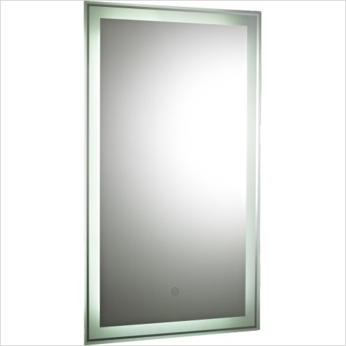 Nuie - Glow Touch Sensor Backlit Mirror 700 x 500mm