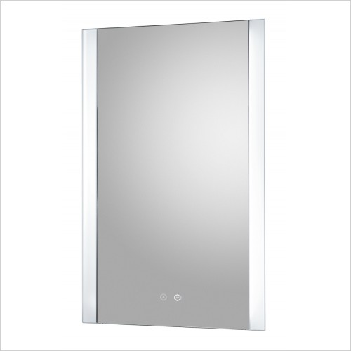 Nuie - LED Mirror Glamour 700x500mm