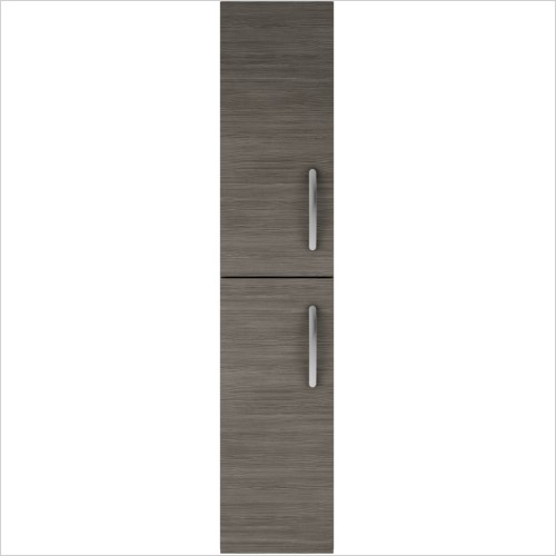 Nuie - Tall Wall Hung Unit 2-Door