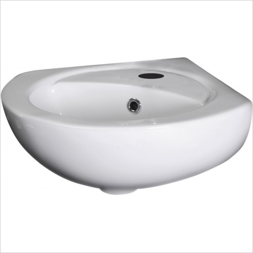 Nuie - Brisbane Corner Wall Mounted Basin