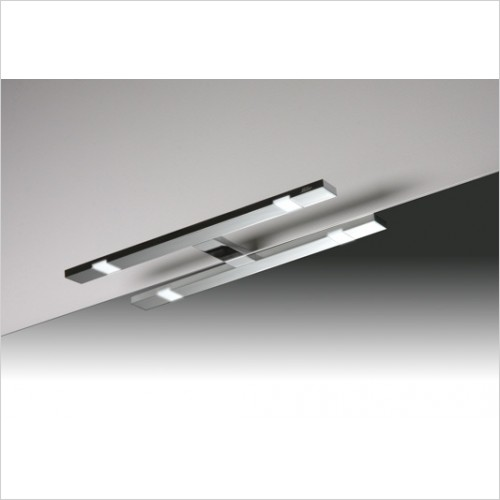 Miller Bathrooms - London/New York LED Top Light