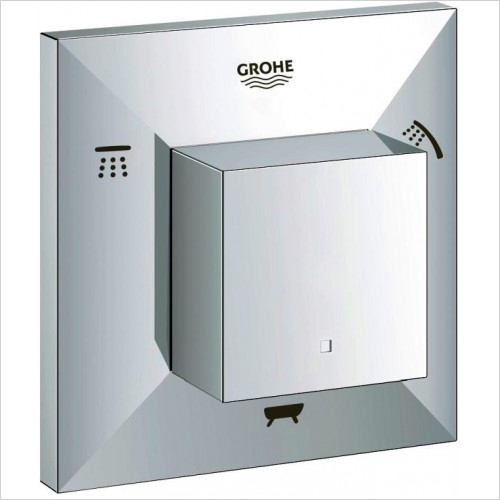 Grohe - Allure Brilliant 5-Way Diverter