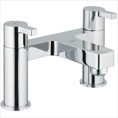 Grohe - Lineare 2 Handled Bath Filler 1/2''