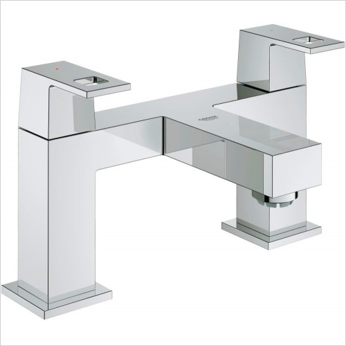 Grohe - Eurocube 2 Handled Bath Filler 1/2''