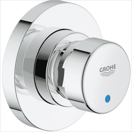 Grohe - Euroeco Cosmopolitan T Self-Closing Shower Valve 1/2''