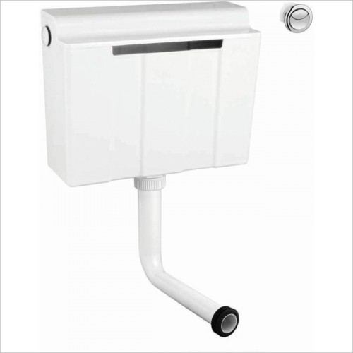 Grohe - Concealed Flushing Cistern 6L/3L