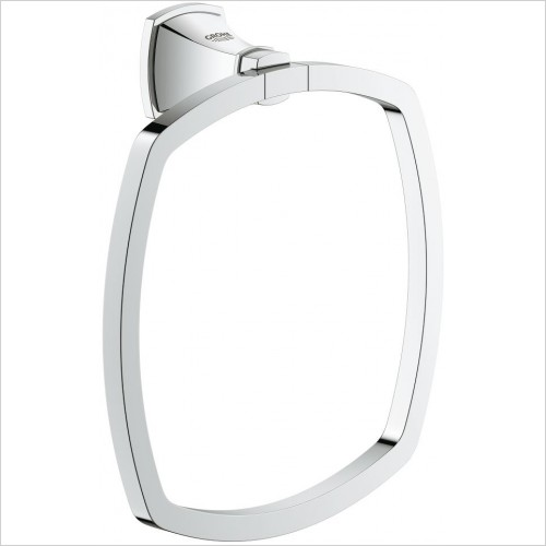 Grohe - Grandera Towel Ring