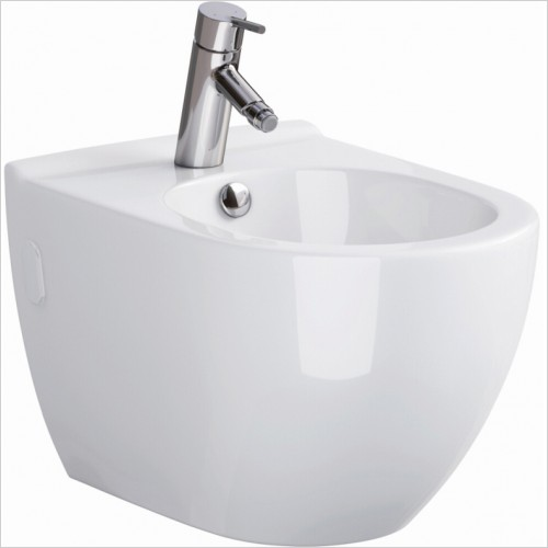 Qualitex Bathrooms - Urban Harmony Wall Hung Bidet