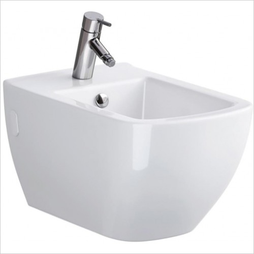 Qualitex Bathrooms - Metropolitan Wall Hung Bidet