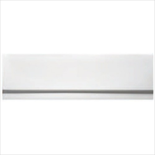 Qualitex Bathrooms - Supastyle End Panel 800mm