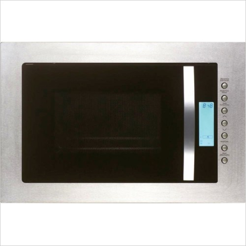 Prima Appliances - Frameless Microwave & Grill 25L