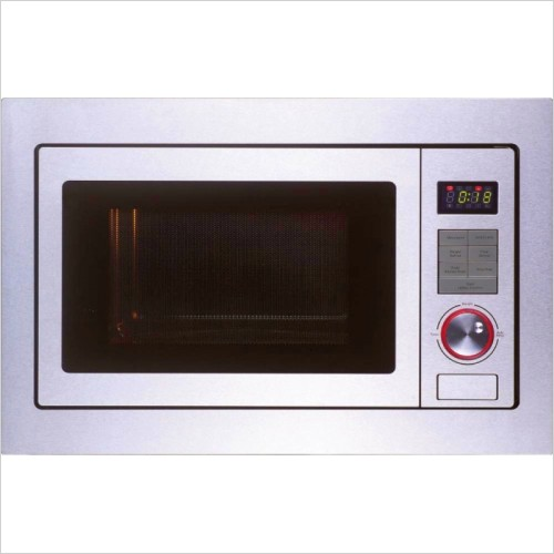 Prima Appliances - Framed Microwave & Grill