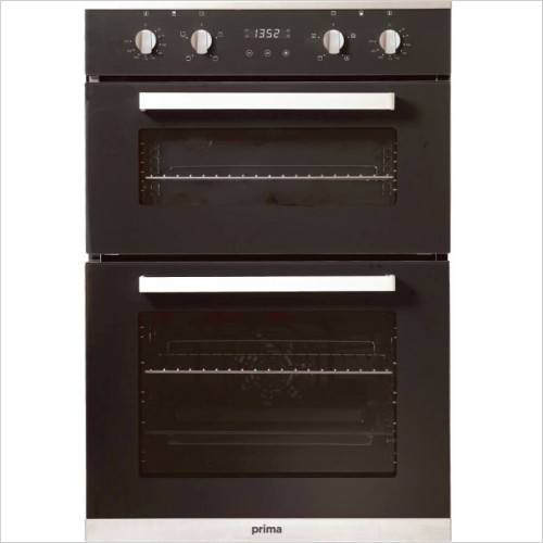Prima Appliances - Built In Double Electric Oven