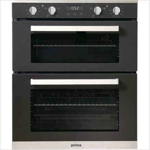 Prima Appliances - Built Under Double Electric Oven